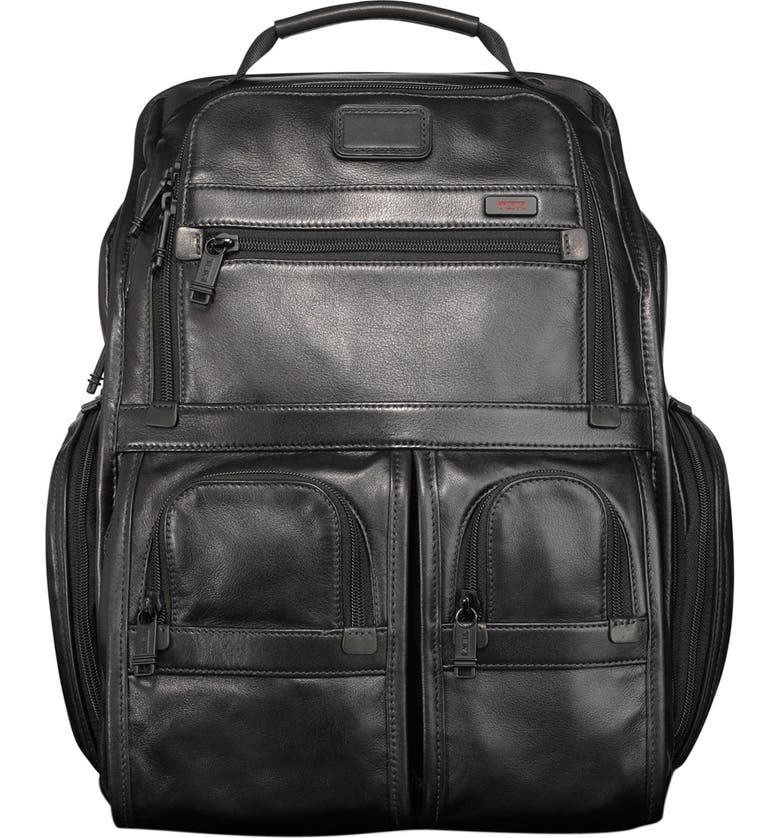 TUMI 'Alpha' Laptop Backpack, Main, color, 001
