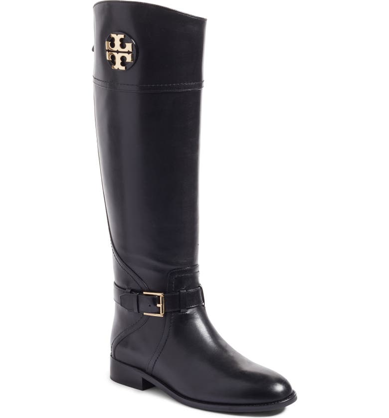 TORY BURCH Adeline Boot, Main, color, Black