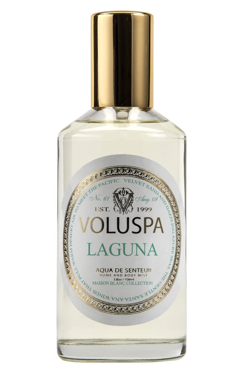 VOLUSPA Maison Blanc Laguna Home & Body Mist, Main, color, 000