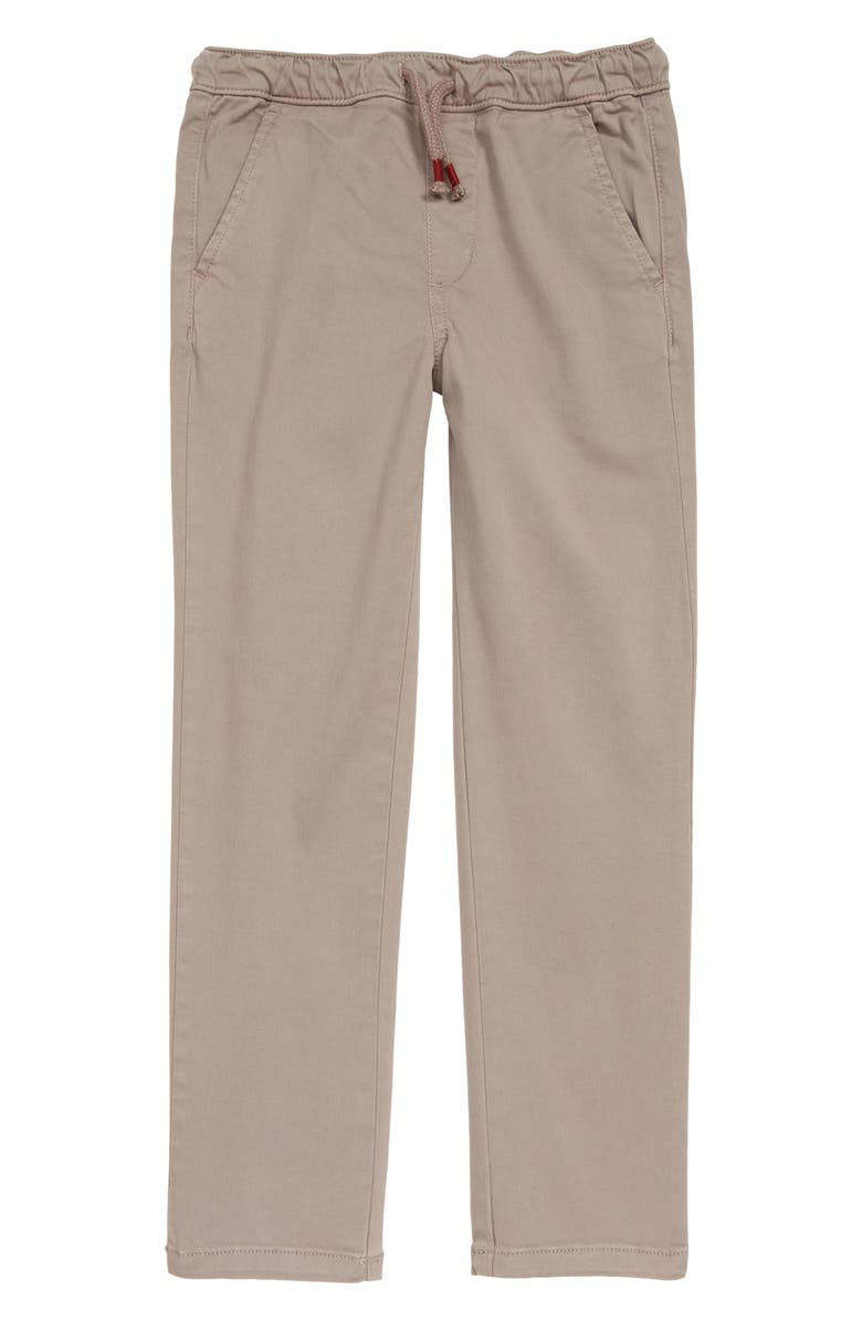 TUCKER + TATE All Day Relaxed Pants, Main, color, GREY ALLOY