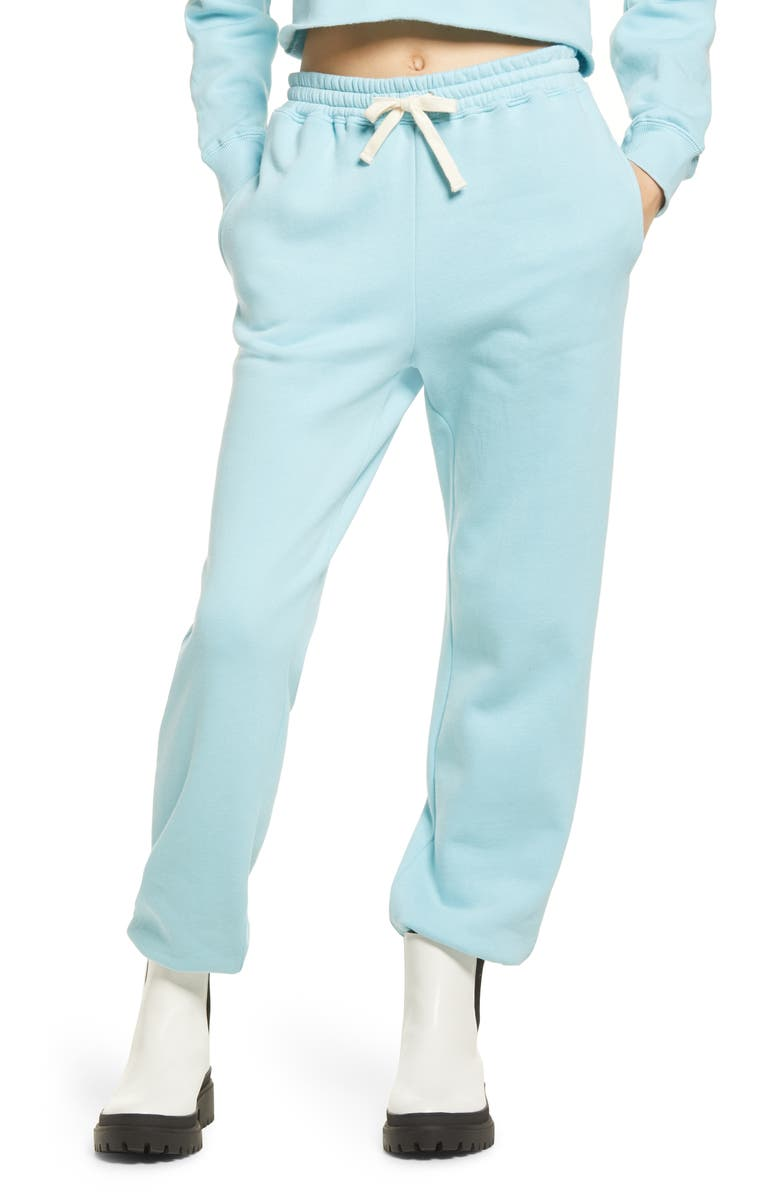 BP. Drawstring Joggers, Main, color, BLUE GLAZE