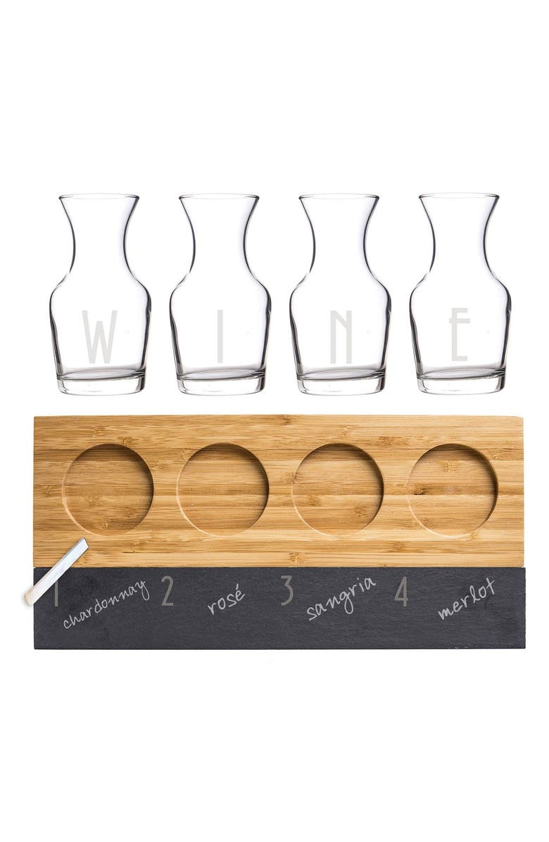 CATHY'S CONCEPTS 5-Piece Wine Tasting Flight, Main, color, 200