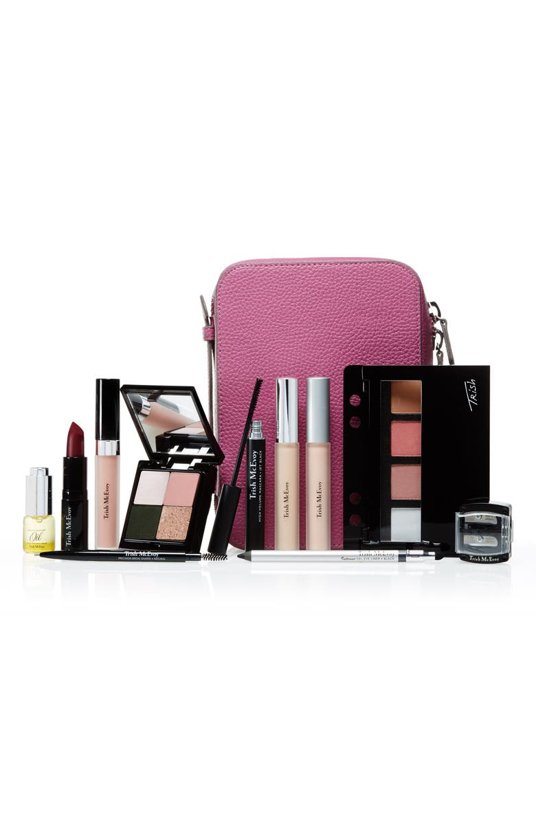 TRISH MCEVOY The Power of Makeup<sup>®</sup> Planner Collection Holiday 2018, Main, color, No Color