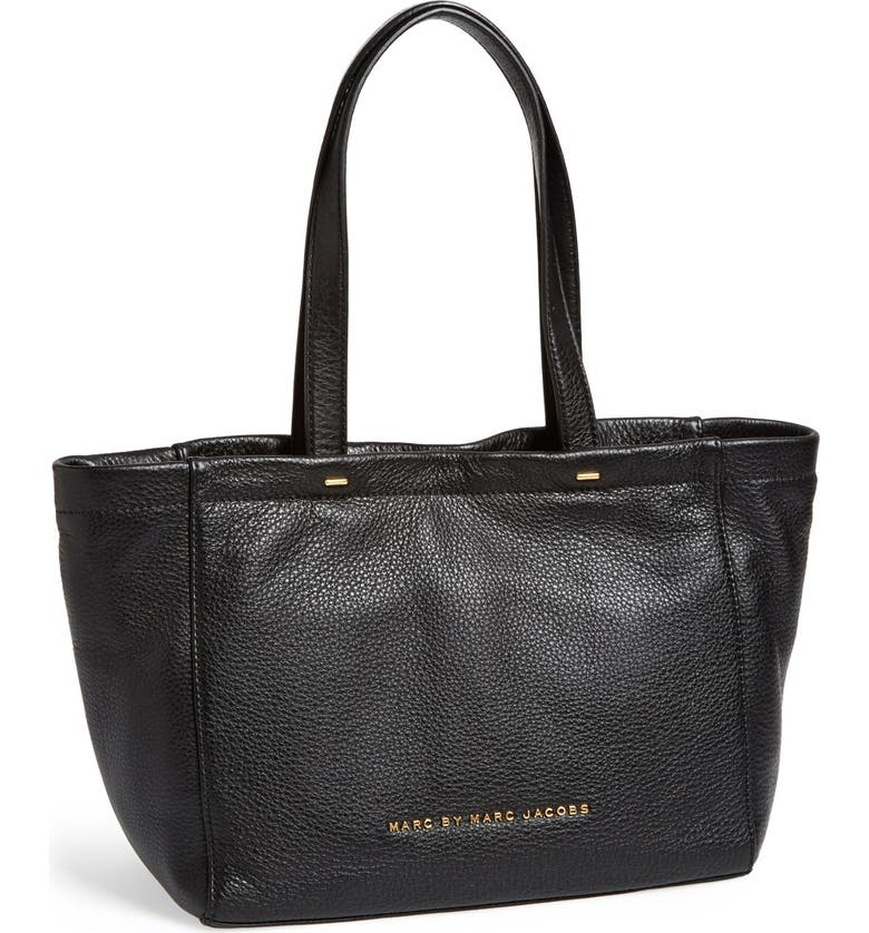MARC BY MARC JACOBS 'What's the T - Mini' Leather Tote