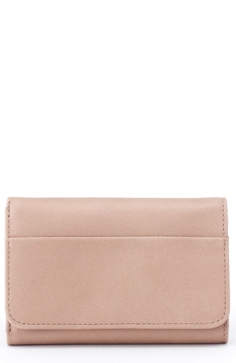 HOBO 'Jill' Trifold Wallet, Main, color, 021