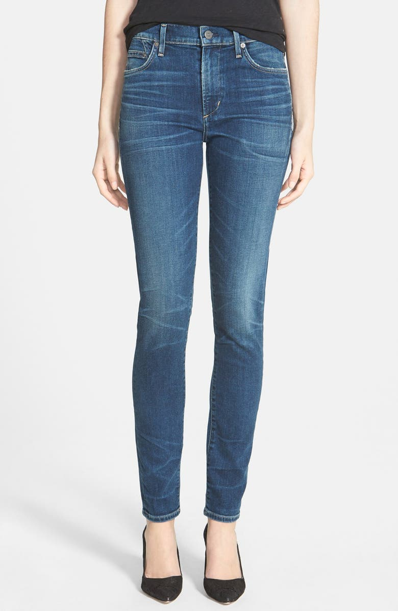 CITIZENS OF HUMANITY 'Rocket' Skinny Jeans, Main, color, 462