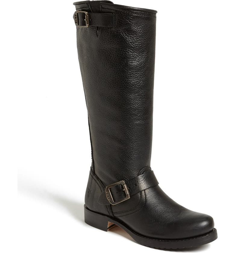 FRYE 'Veronica' Slouchy Boot, Main, color, 001