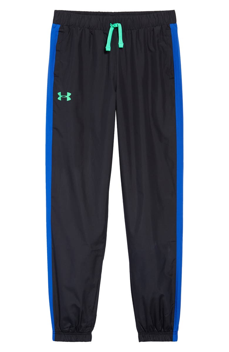 UNDER ARMOUR UA Storm Water Repellent Mesh Lined Pants, Main, color, 002