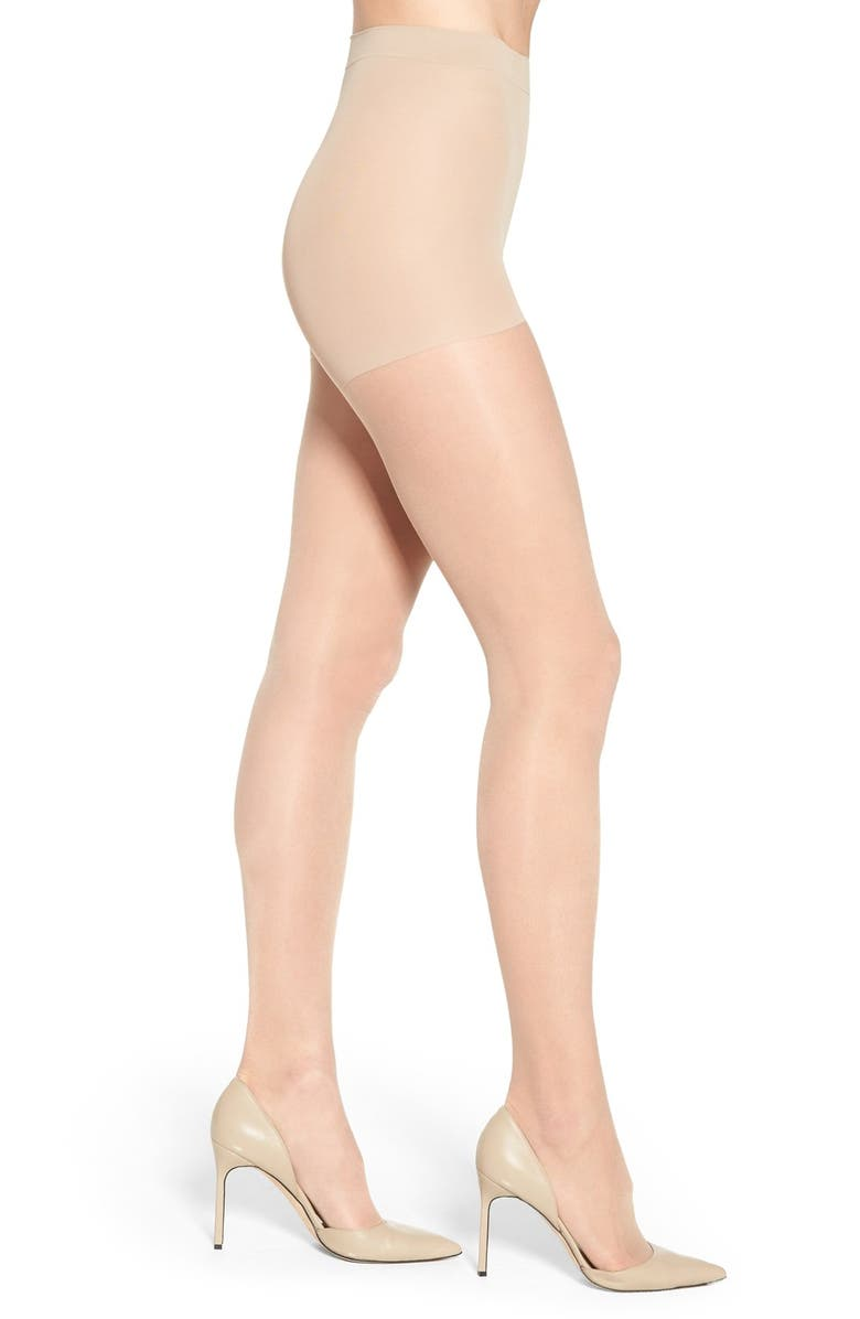NORDSTROM Light Support Pantyhose, Main, color, LIGHT NUDE