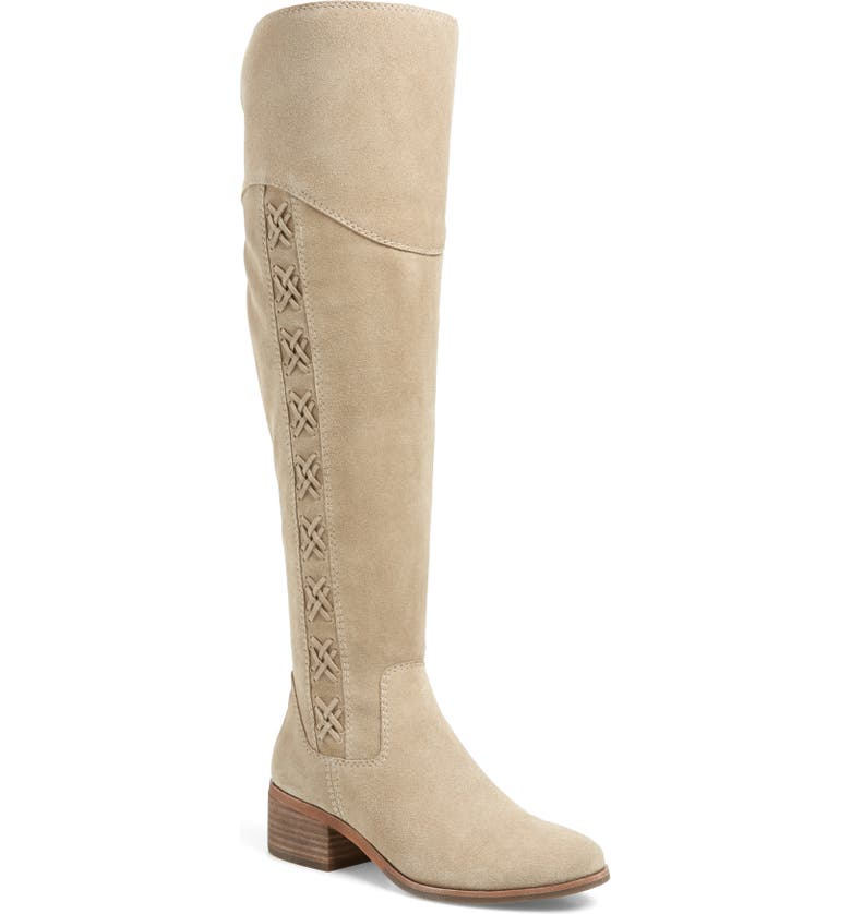 VINCE CAMUTO Kreesell Knee High Boot, Main, color, 250