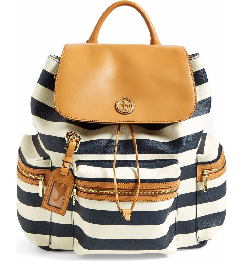 TORY BURCH 'Viva' Backpack, Main, color, 401