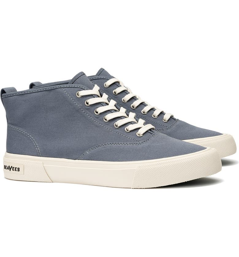SEAVEES Legend 90 High Top Sneaker, Main, color, STONE BLUE