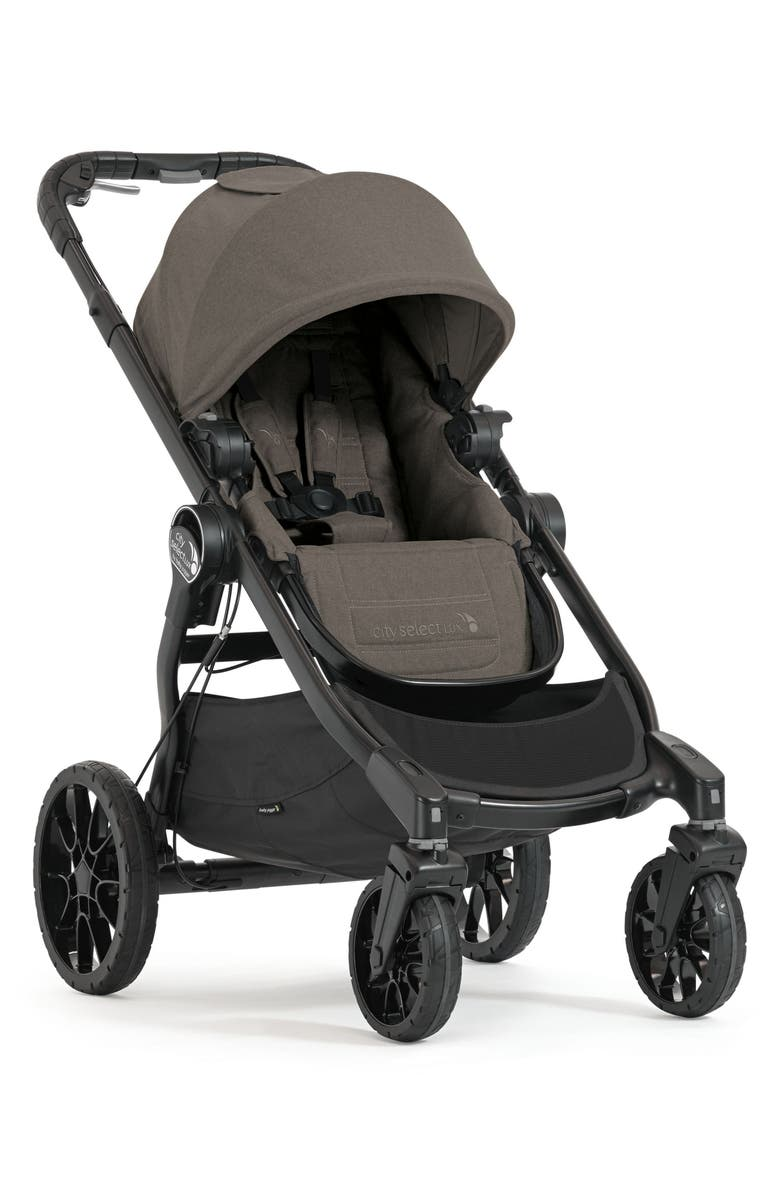 BABY JOGGER City Select<sup>®</sup> LUX 2017 Stroller, Main, color, TAUPE