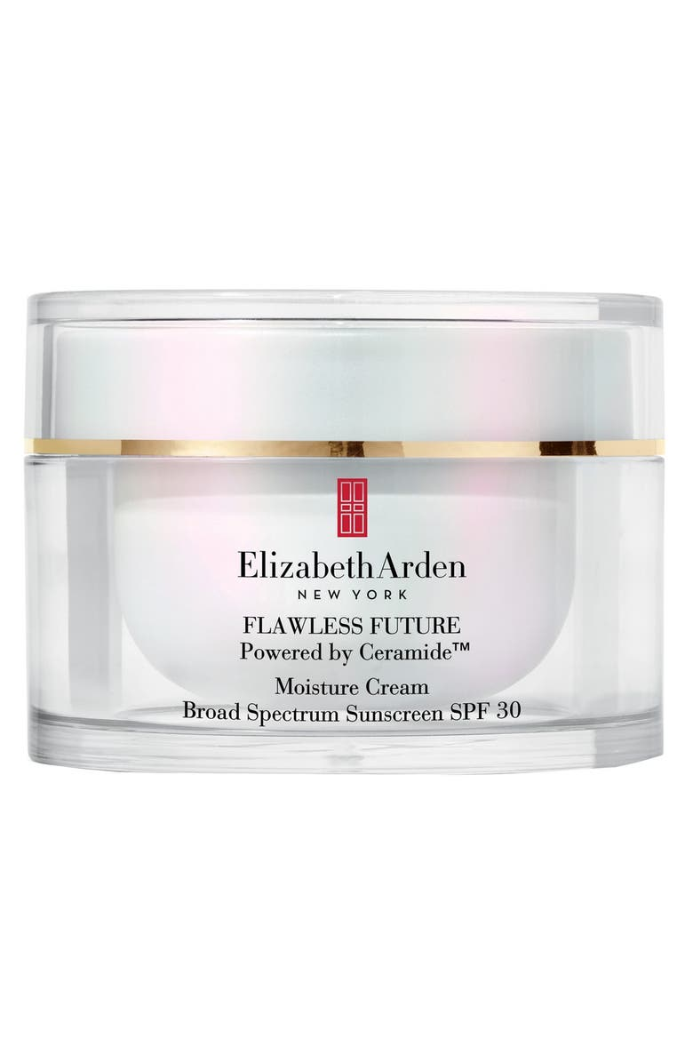 Elizabeth Arden Flawless Future Powered By Ceramide Moisture Cream Broad Spectrum Sunscreen Spf 30 Nordstrom