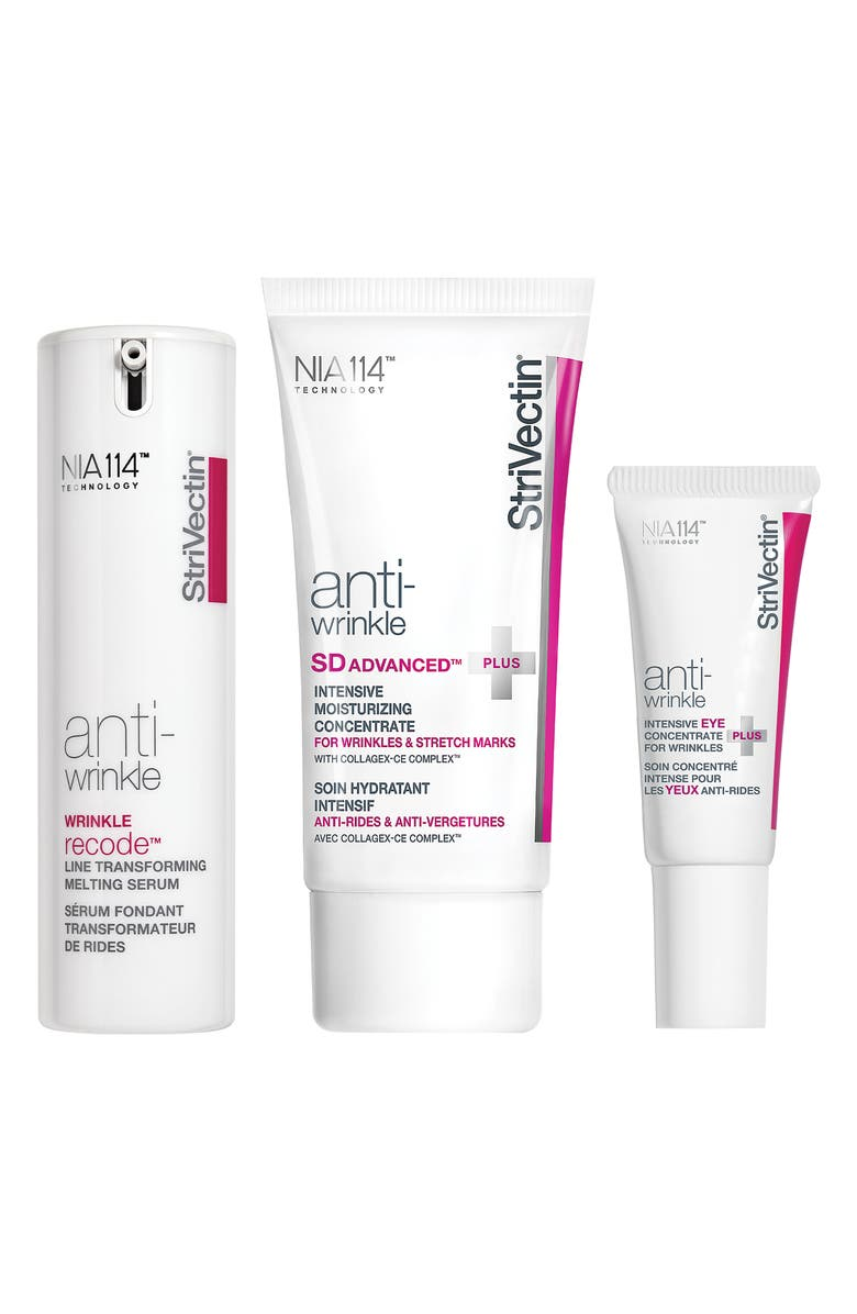 STRIVECTIN<SUP>®</SUP> Anti-Wrinkle Skin Care Discovery Set, Main, color, NO COLOR