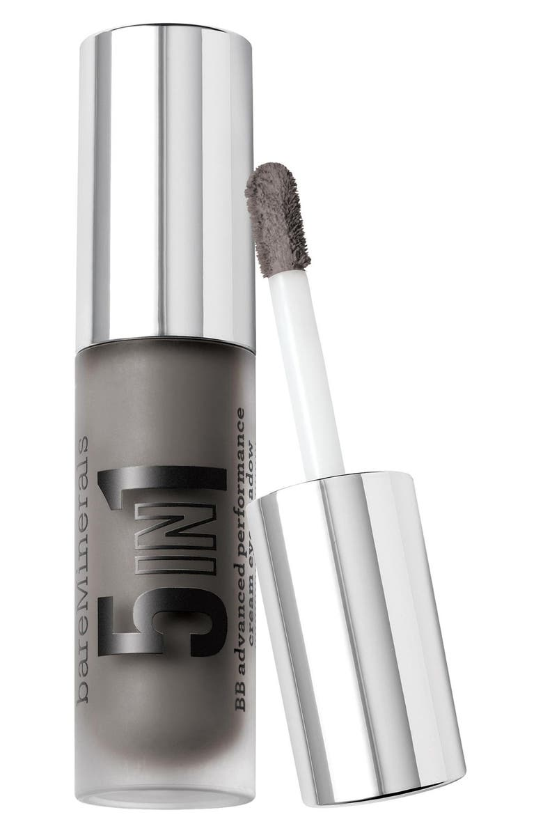 BAREMINERALS<SUP>®</SUP> 5-in-1 BB Advanced Performance Cream Eyeshadow, Main, color, 001