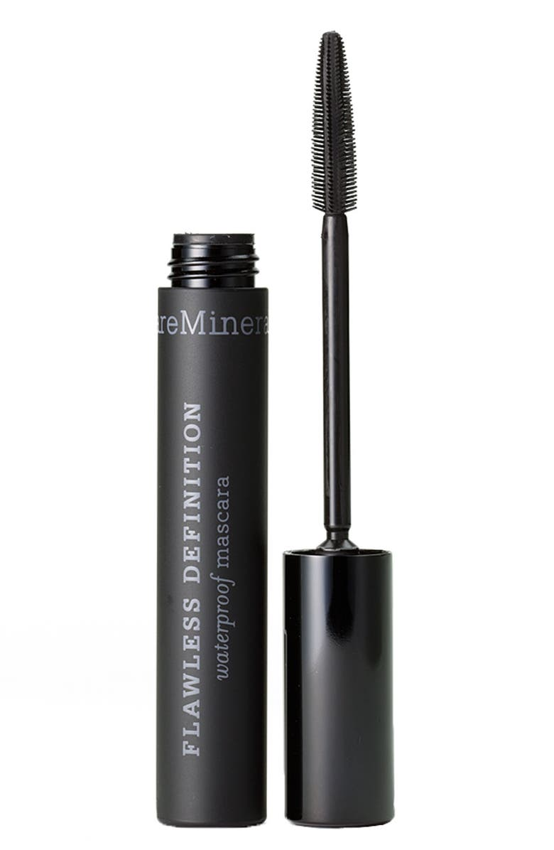 BAREMINERALS<SUP>®</SUP> Flawless Definition Waterproof Mascara, Main, color, 001