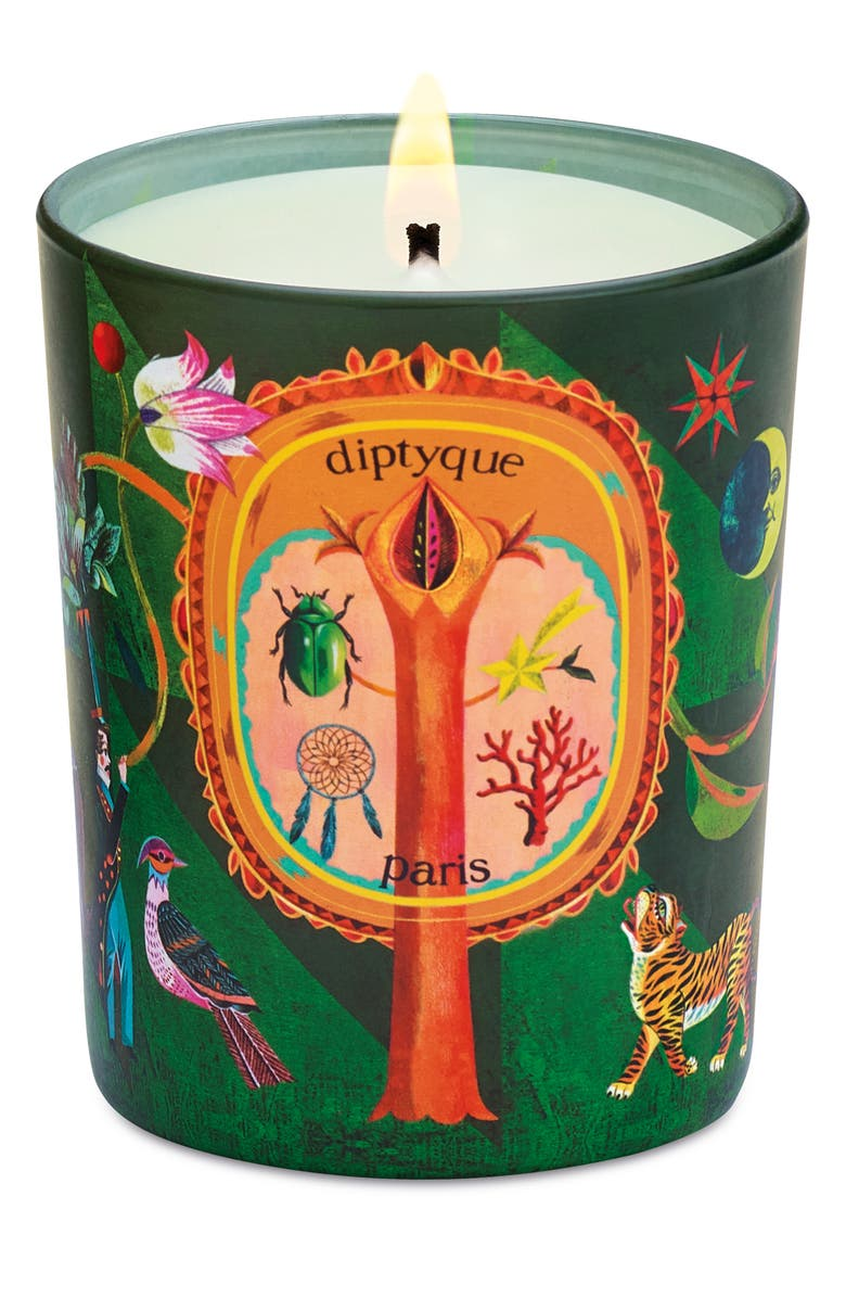 DIPTYQUE Protective Pine Candle, Main, color, 000