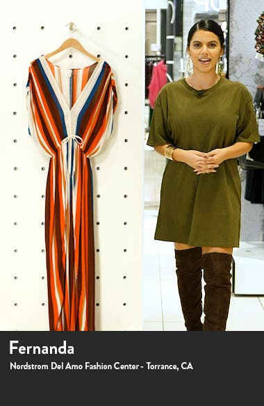 Maxi Cover-Up Dress, sales video thumbnail