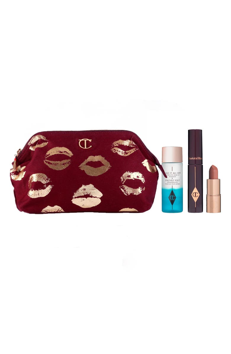 CHARLOTTE TILBURY Must Have Bag Collection, Main, color, 000