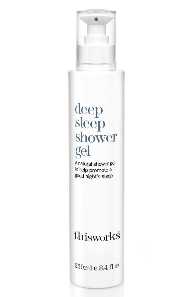 THISWORKS<SUP>®</SUP> Deep Sleep Shower Gel, Main, color, NO COLOR