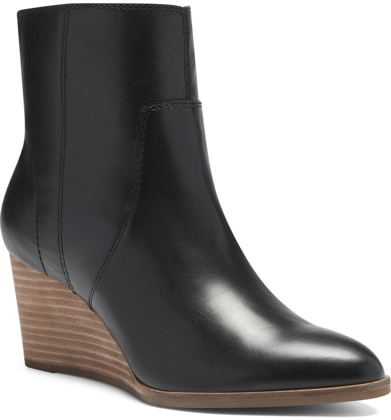 LUCKY BRAND Wafael Wedge Boot, Main, color, 002