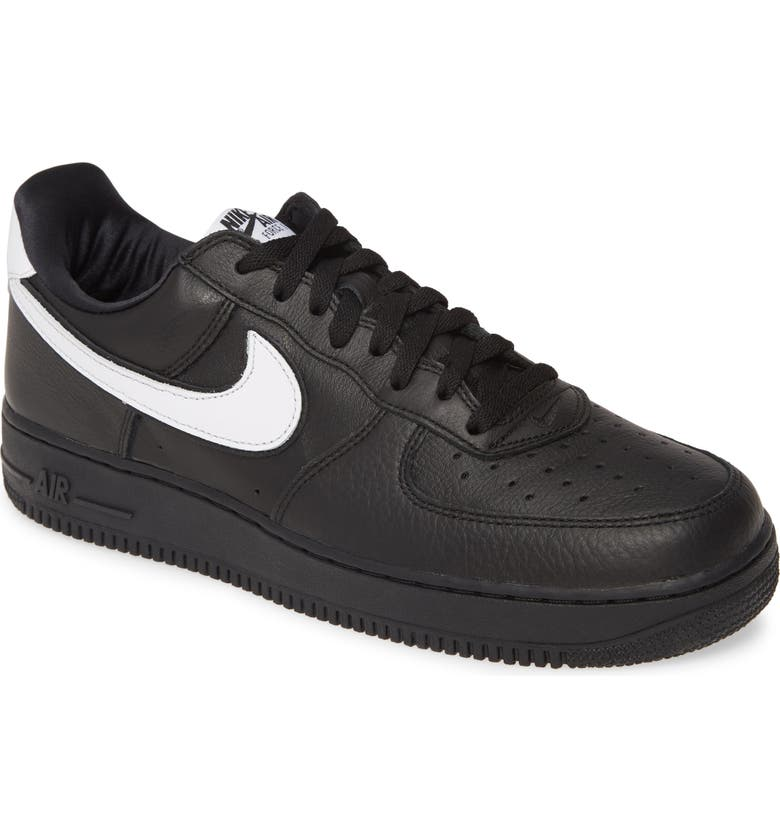 NIKE Air Force 1 Low Retro QS Sneaker, Main, color, 001