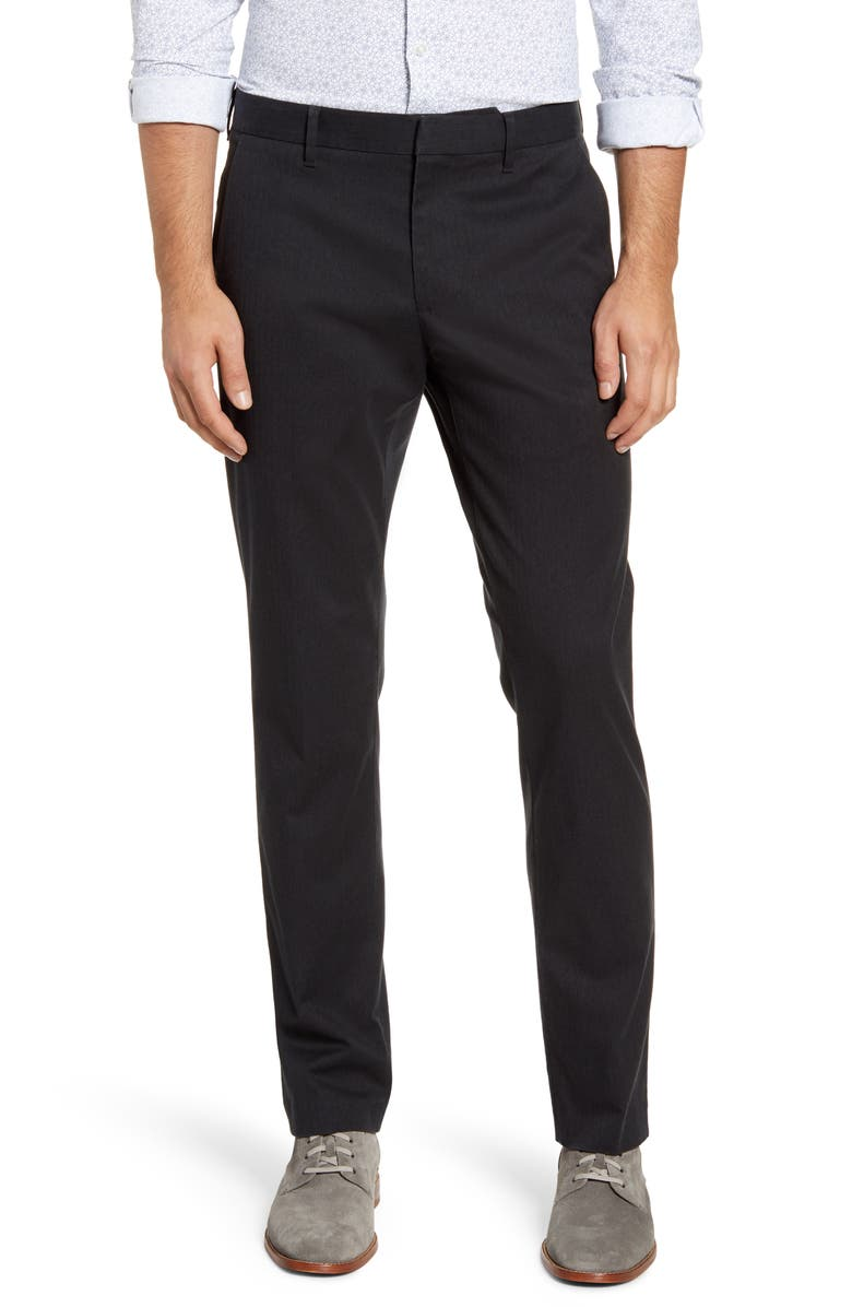 BONOBOS Stretch Weekday Warrior Slim Fit Dress Pants, Main, color, 029