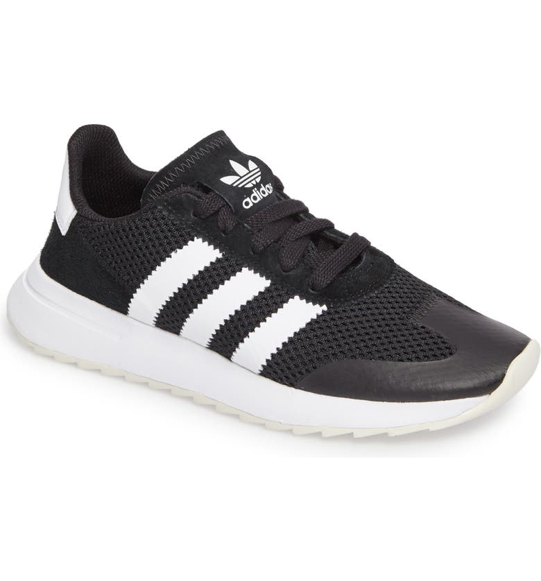 ADIDAS Flashback Sneaker, Main, color, 001