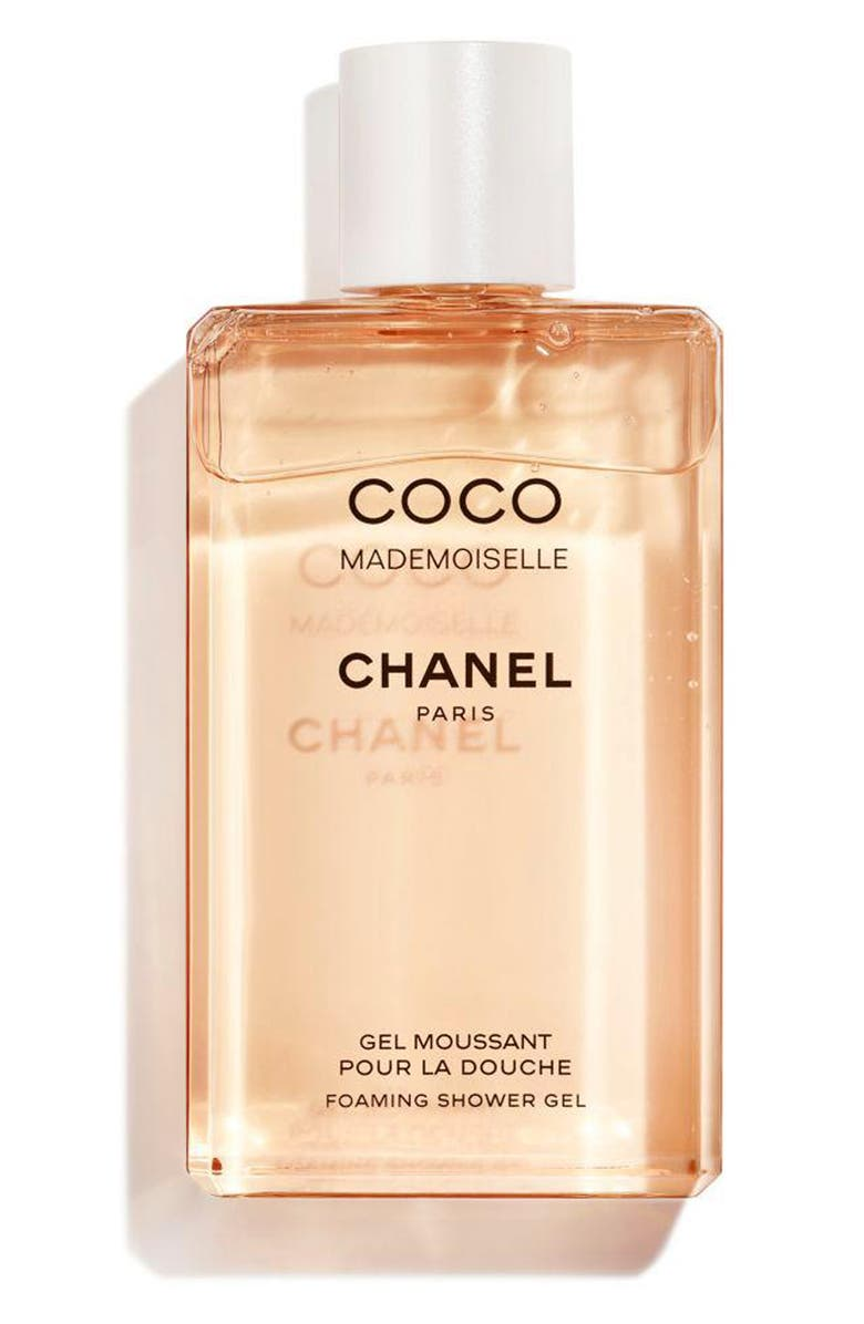 CHANEL COCO MADEMOISELLE <br />Foaming Shower Gel, Main, color, 000