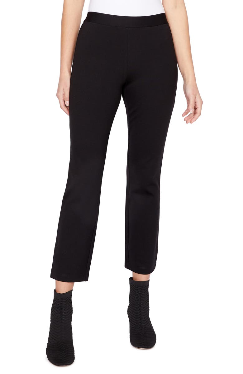 SANCTUARY Carnaby Kick Crop Trousers, Main, color, 001