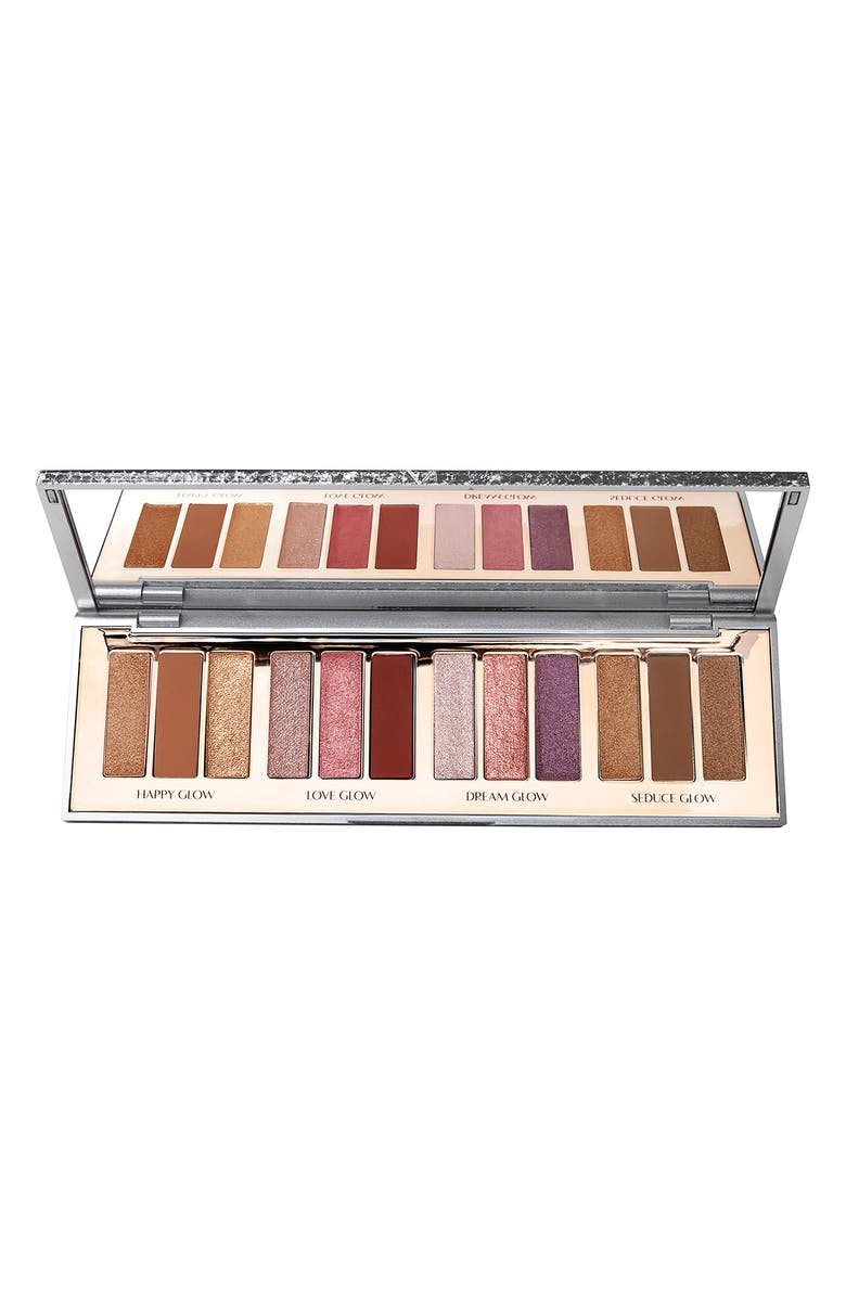 CHARLOTTE TILBURY Bejewelled Eyes to Hypnotize Eyeshadow Palette, Main, color, NO COLOR