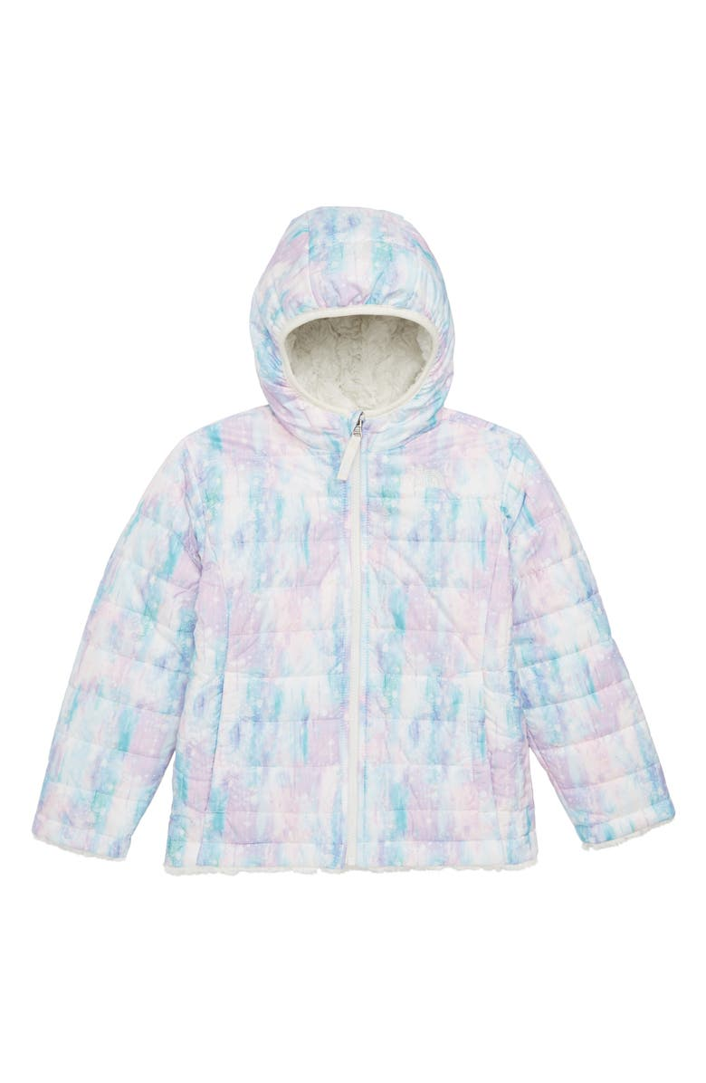 THE NORTH FACE Mossbud Swirl Reversible Jacket, Main, color, 100