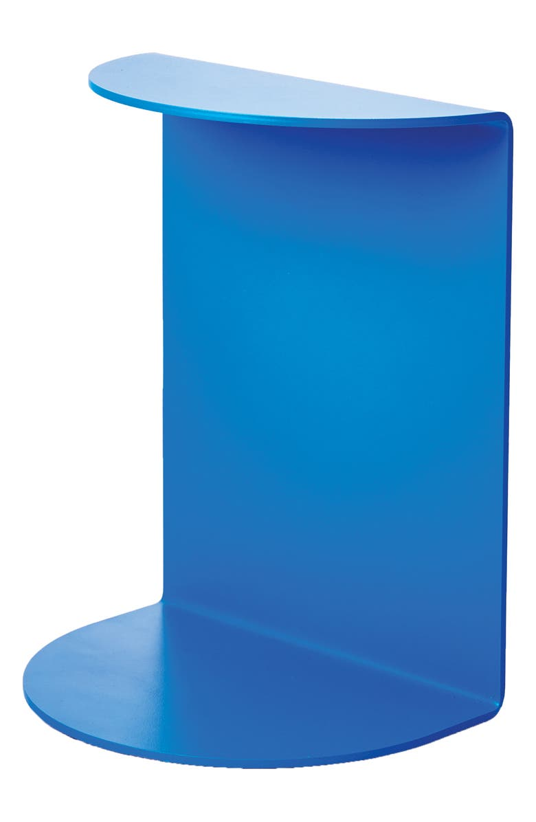 AREAWARE Heavy Duty Reference Bookend, Main, color, BLUE