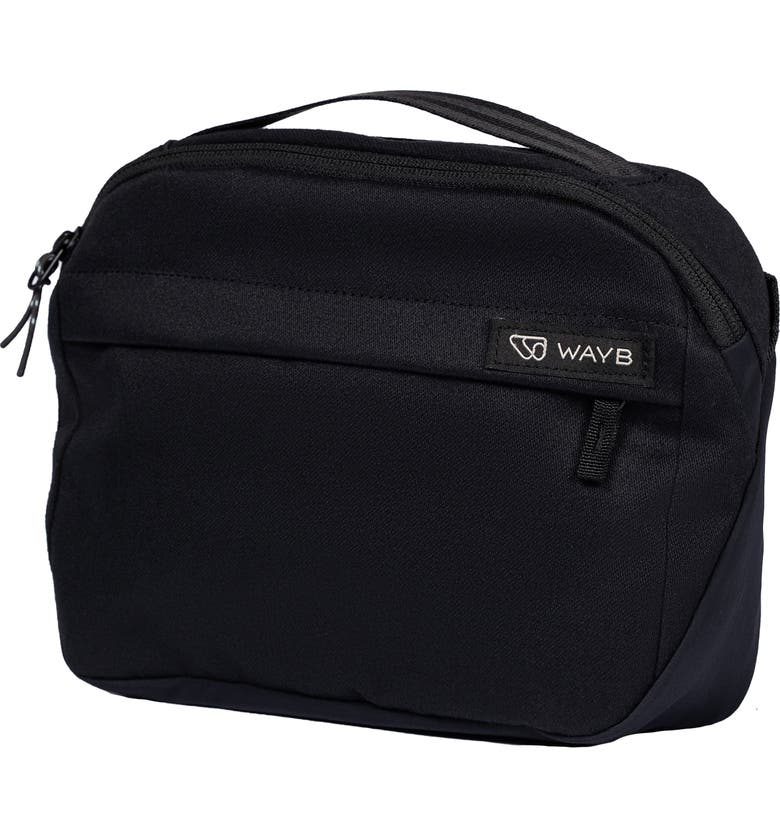 WAYB Ready to Roam Catchall Bag, Main, color, ONYX