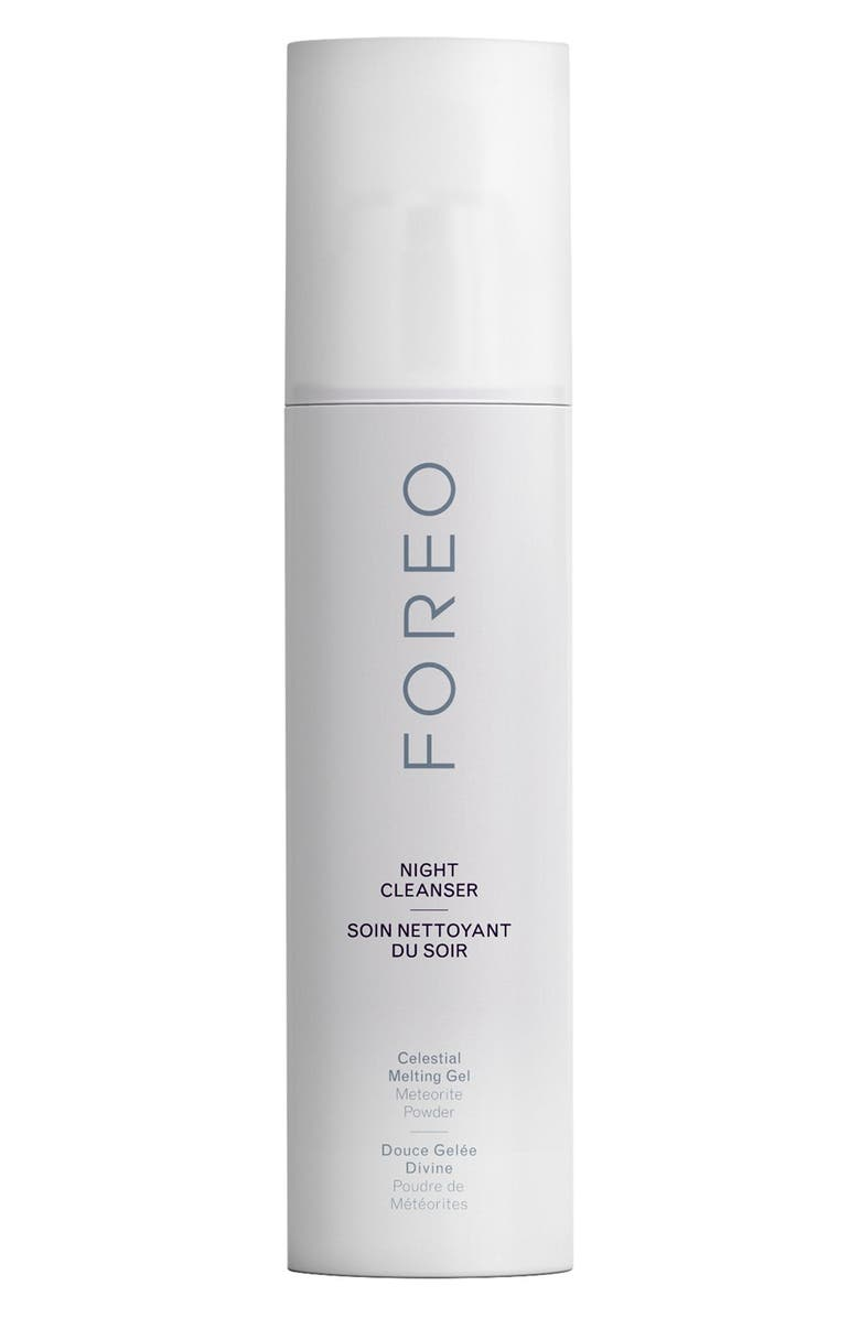 FOREO Celestial Melting Gel Night Cleanser, Main, color, No Color