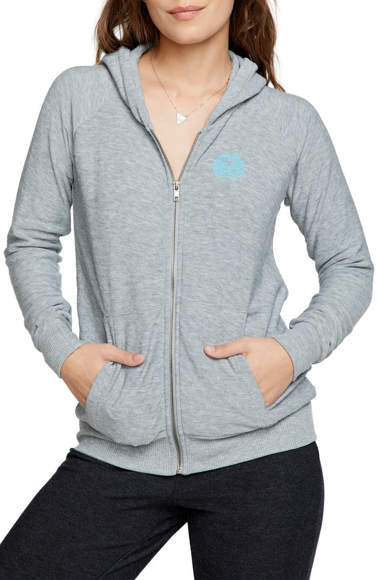 CHASER Vacay Vibes Cozy Hoodie, Main, color, 020