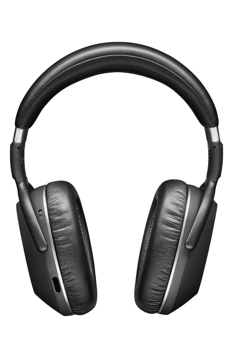 SENNHEISER PXC 550 Wireless Bluetooth<sup>®</sup> Over-Ear Noise Cancelling Headphones, Main, color, 001