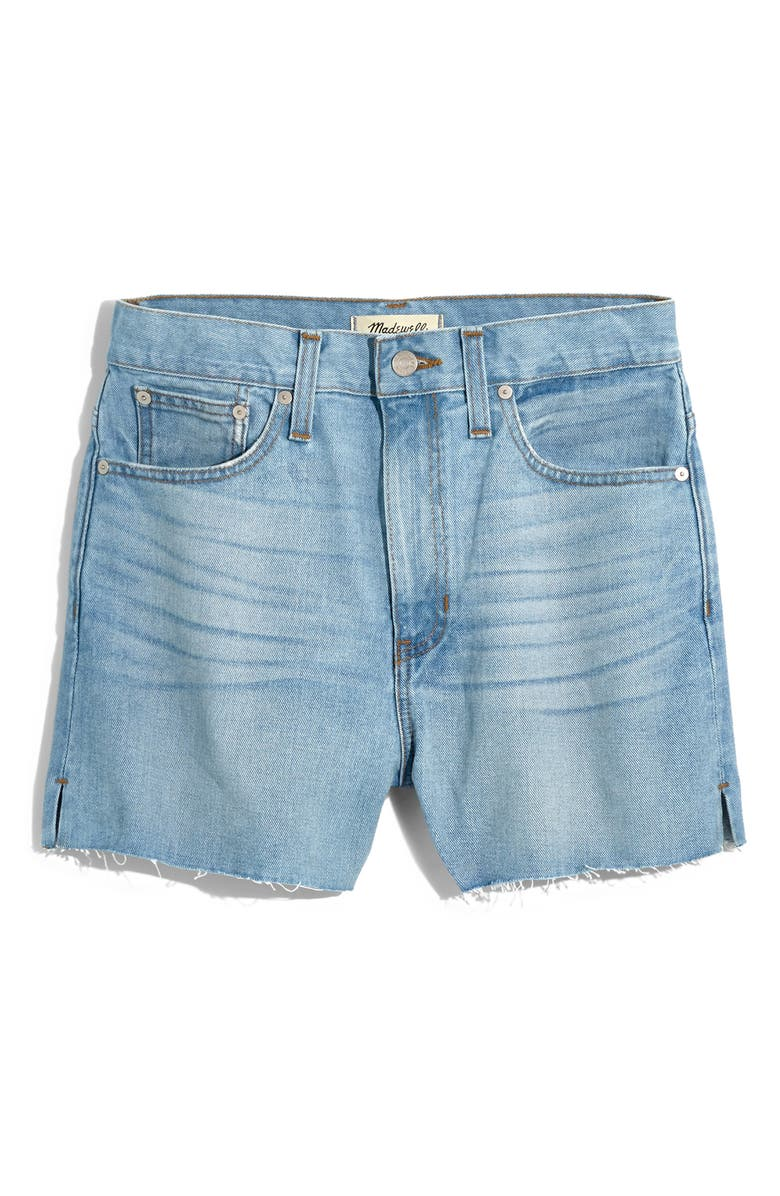 MADEWELL The Perfect Vintage Short, Main, color, 020