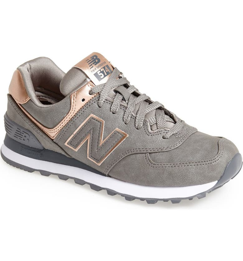 NEW BALANCE '574 - Precious Metals' Sneaker, Main, color, 040