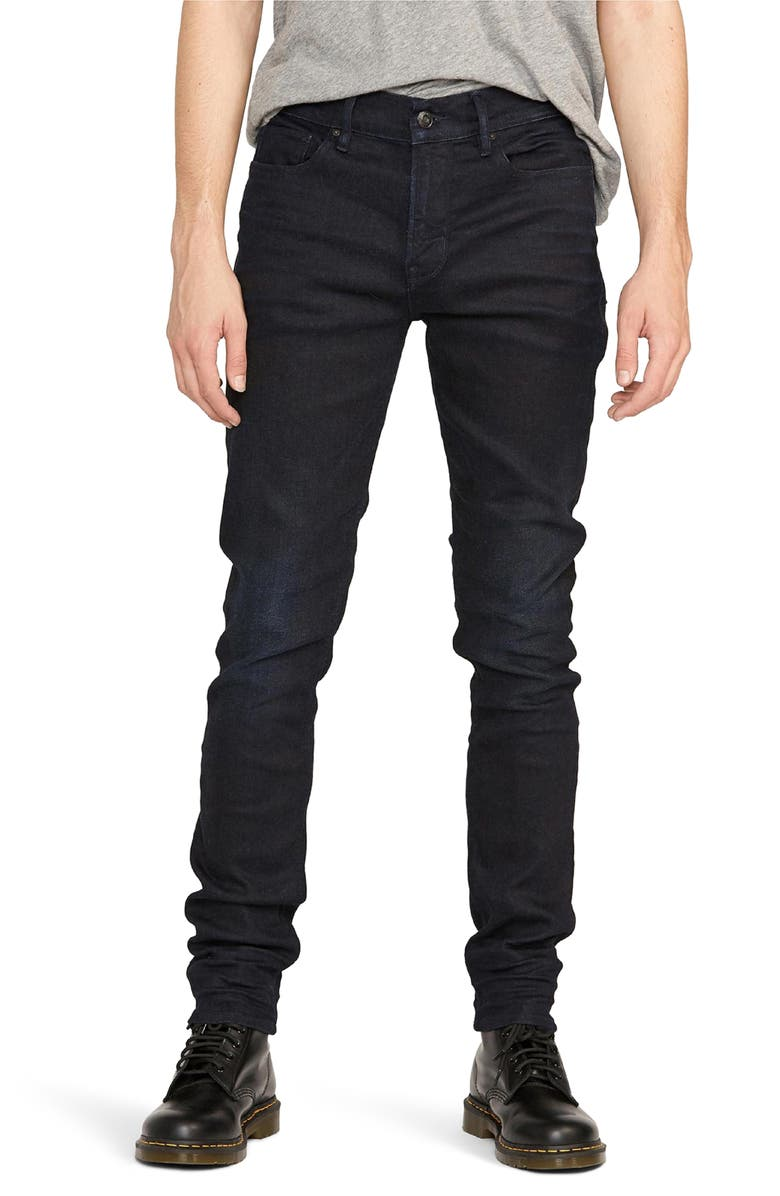 HUDSON JEANS Axl Skinny Fit Jeans, Main, color, 401