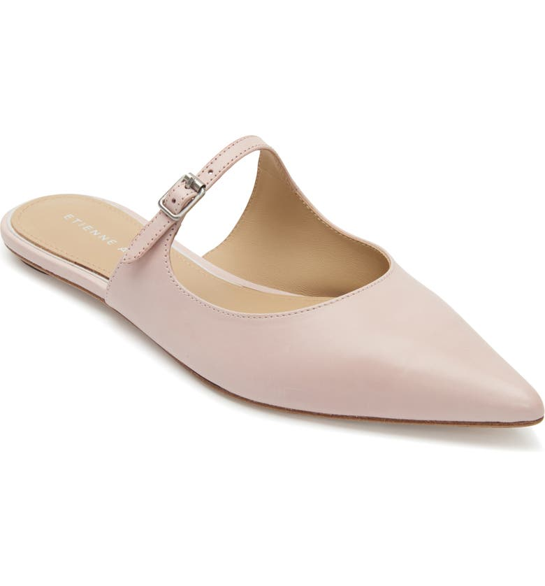 ETIENNE AIGNER Adan Mule, Main, color, BLOSSOM LEATHER