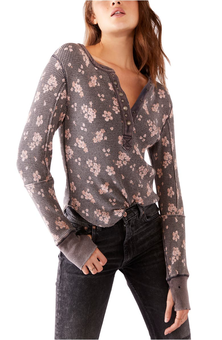 FREE PEOPLE Everest Thermal Henley, Main, color, 019