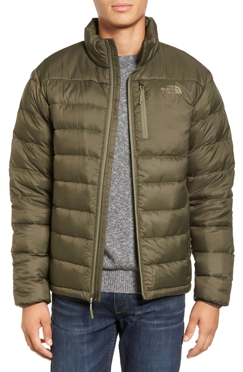 THE NORTH FACE 'Aconcagua' Goose Down Jacket, Main, color, 301