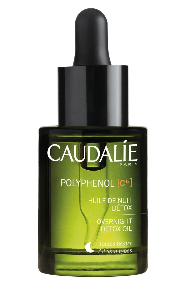 CAUDALÍE Polyphenol C15 Overnight Detox Oil, Main, color, 000
