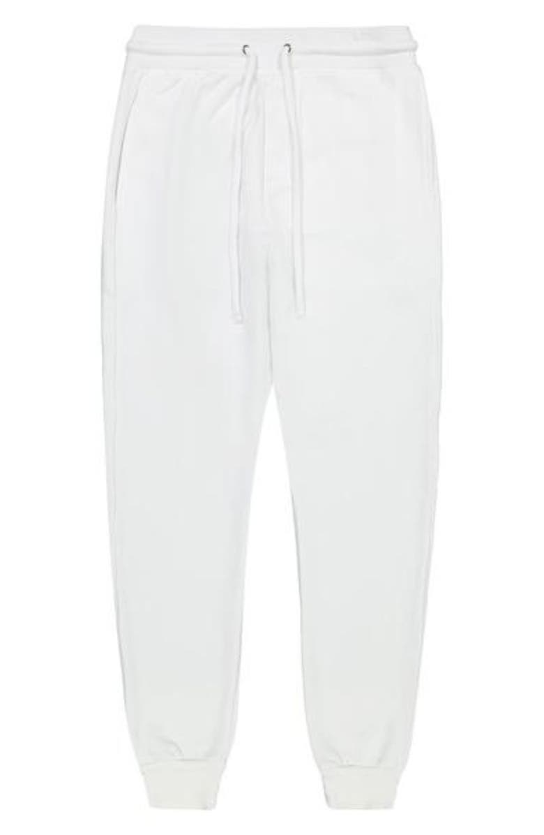 GOODLIFE Loop Terry Joggers, Main, color, White