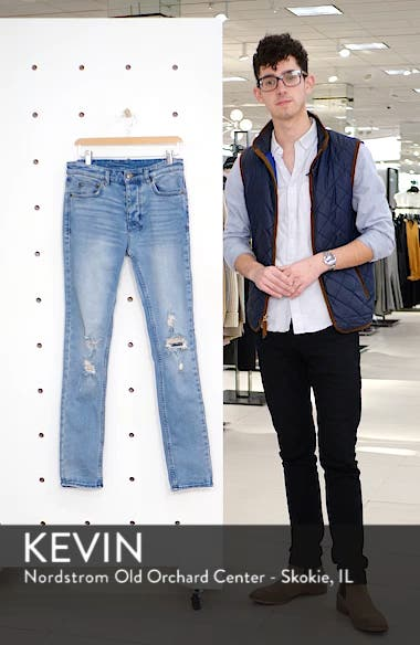 Chitch Philly Skinny Fit Jeans, sales video thumbnail