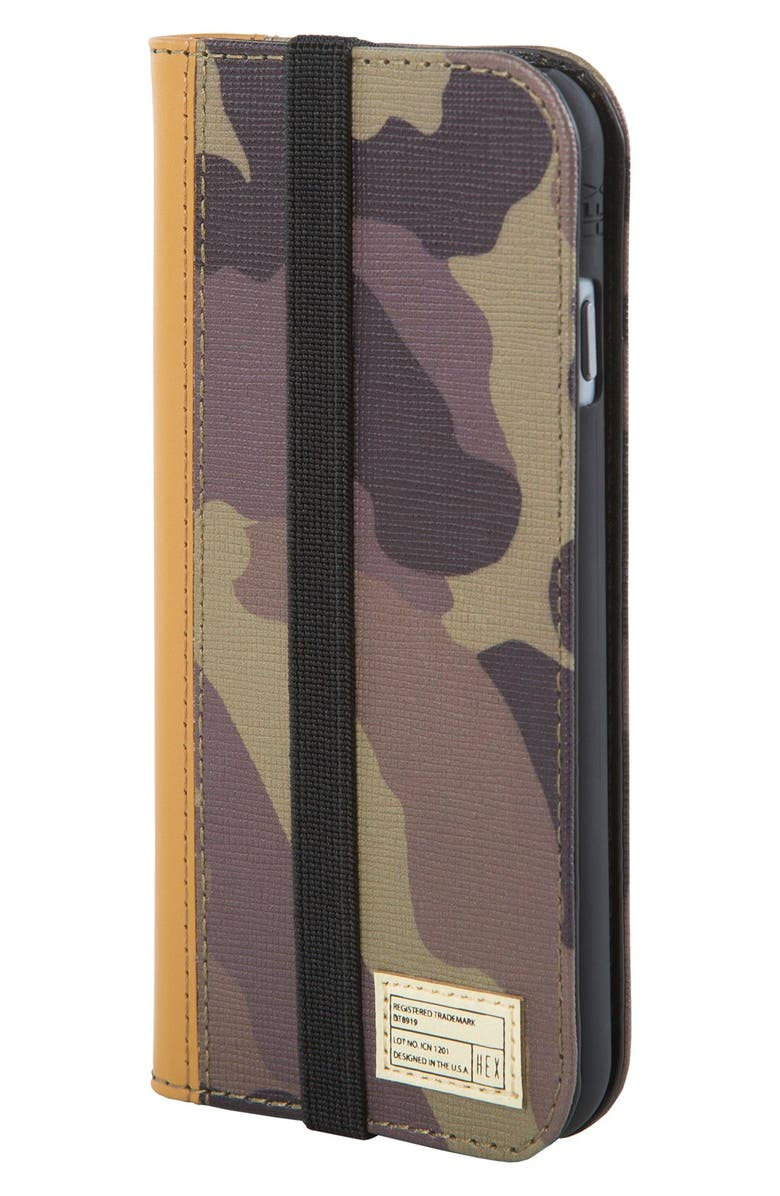 HEX Icon iPhone 6/6s Wallet Case, Main, color, 246