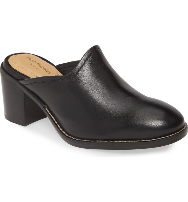 HUSH PUPPIES<SUP>®</SUP> Hannah Mule, Main, color, 001