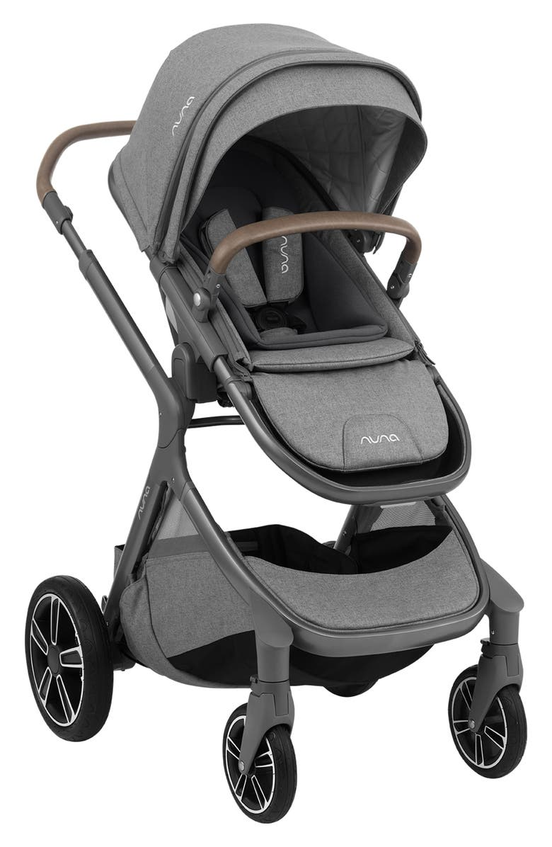 NUNA DEMI Grow Stroller, Main, color, THREADED-NORDSTROM EXCLUSIVE